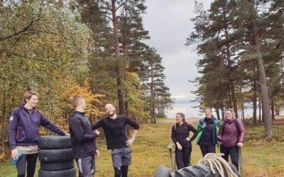 Träningshelg i Sätila – 18-19 april