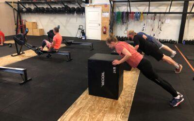 Gott nytt träningsår